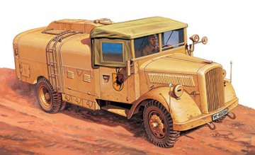 Kfz. 385 Tankwagen · IT 6604 ·  Italeri · 1:48