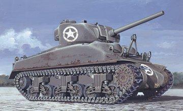 M4 Sherman · IT 7003 ·  Italeri · 1:72