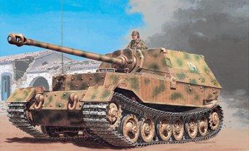 Panzerjaeger Elefant · IT 7012 ·  Italeri · 1:72