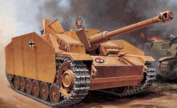Sd.Kfz. 142 StuG III Ausf. G · IT 7021 ·  Italeri · 1:72