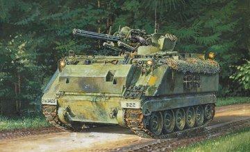 M163 Vulcan · IT 7066 ·  Italeri · 1:72