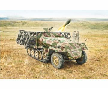 Sd.Kfz. 251/1 Stuka zu Fuss · IT 7080 ·  Italeri · 1:72