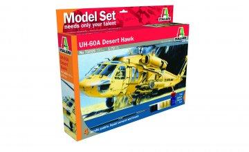 UH 60 Desert Hawk · IT 71025 ·  Italeri · 1:72