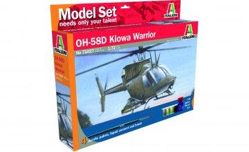AH-58D Kiowa Warrior · IT 71027 ·  Italeri · 1:72