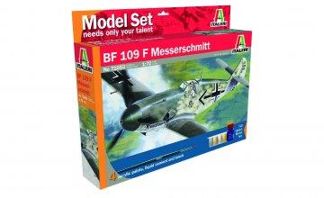 Messerschmitt Bf 109 F-2/F-4 · IT 71053 ·  Italeri · 1:72