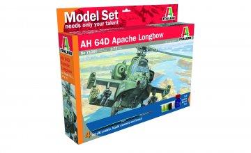 Hughes AH-64D Apache Longbow · IT 71080 ·  Italeri · 1:72