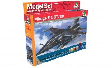 Mirage F 1 CT/CR · IT 72618 ·  Italeri · 1:72