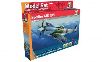 Spitfire MK XVI · IT 72646 ·  Italeri · 1:48