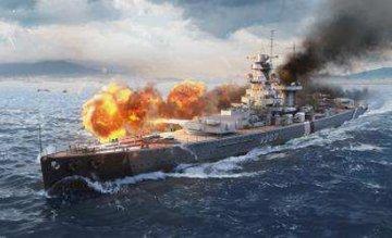 Admiral Graf Spee · IT 74003 ·  Italeri · 1:720