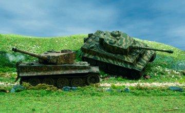 Pz. Kpfw. VI Tiger Ausf. E · IT 7505 ·  Italeri · 1:72