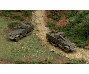 M3 75mm Half Tank · IT 7510 ·  Italeri · 1:72