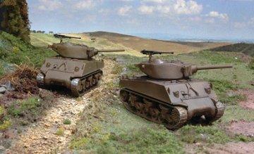 M4A3 E2 ´Jumbo´ - 2 Stück · IT 7520 ·  Italeri · 1:72