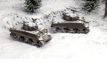 M4A3 76mm (Fast Ass. Kit) 2 Modelle · IT 7521 ·  Italeri · 1:72