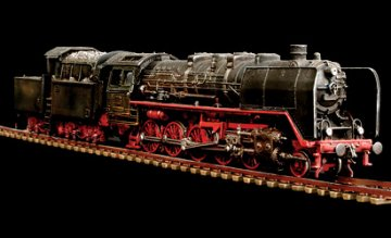 Schwere Güterzuglokomotive Baureihe 50 · IT 8702 ·  Italeri · 1:87