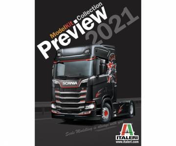 ITALERI Model Preview 2021 EN/IT · IT 9312 ·  Italeri