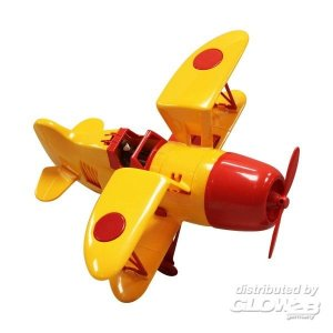 Flugzeug Vintage Collection gelb-rot · JOU 40103 ·  Joustra