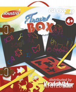 Travel Box Kratzbilder · JOU 41592 ·  Joustra