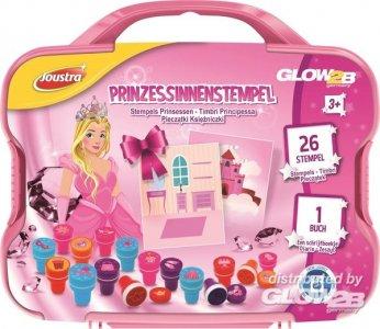 Prinzessinnenstempel 26 Stück · JOU 41810 ·  Joustra