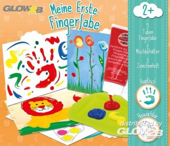 Meine erste Fingerfarbe · JOU 41923 ·  Joustra