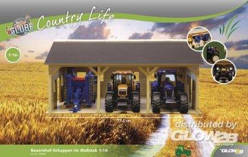 Bauernhof-Schuppen für Bruder · KGCL 0572 ·  KidsGlobe Country Life · 1:16