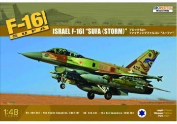 F-16I SURF · KIN K48006 ·  Kinetic Model Kits · 1:48