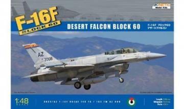 F-16F UAF · KIN K48008 ·  Kinetic Model Kits · 1:48