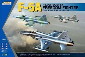 F-5A/CF/-5A/NF-5A · KIN K48020 ·  Kinetic Model Kits · 1:48