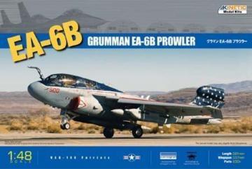 EA-6B · KIN K48022 ·  Kinetic Model Kits · 1:48