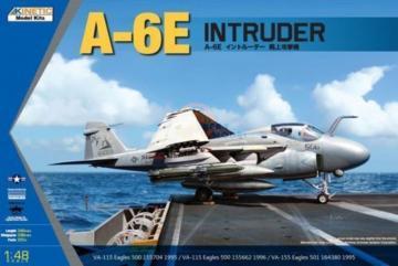 A-6A/E Intruder · KIN K48023 ·  Kinetic Model Kits · 1:48