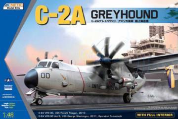 C-2A Greyhound · KIN K48025 ·  Kinetic Model Kits · 1:48