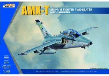 AMX-T Double Seat Fighter · KIN K48027 ·  Kinetic Model Kits · 1:48