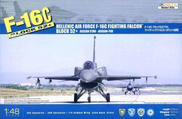 F-16C HAF · KIN K48028 ·  Kinetic Model Kits · 1:48