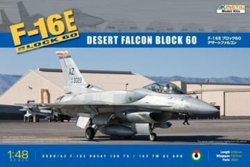 F-16E UAE · KIN K48029 ·  Kinetic Model Kits · 1:48