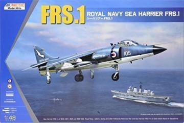 Harrier FRS1 · KIN K48035 ·  Kinetic Model Kits · 1:48