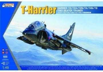 T-Harrier T2/T4/T8 · KIN K48040 ·  Kinetic Model Kits · 1:48