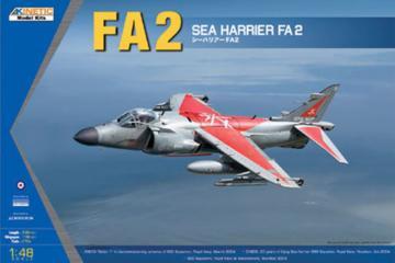 Harrier FA2 · KIN K48041 ·  Kinetic Model Kits · 1:48