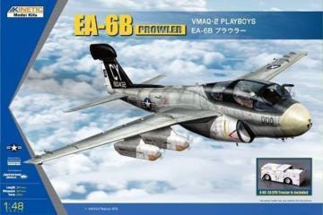 EA-6B Prowler - VMAQ-2 Playboys · KIN K48112 ·  Kinetic Model Kits · 1:48