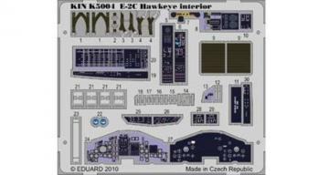 E-2C Interior · KIN K5004 ·  Kinetic Model Kits