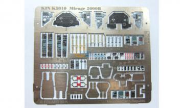 Mirage 2000B PE · KIN K5010 ·  Kinetic Model Kits
