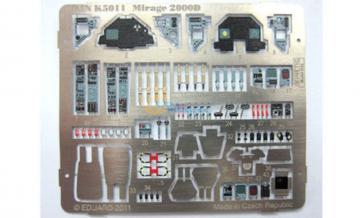 Mirage 2000D PE · KIN K5011 ·  Kinetic Model Kits