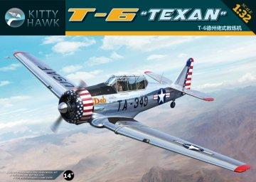 T-6 Texan · KH 32001 ·  Kitty Hawk · 1:32