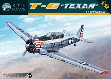 T-6 Texan Harvard II · KH 32002 ·  Kitty Hawk · 1:32