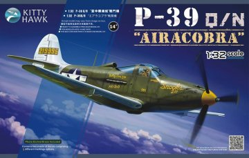 P-39 Q/N Airacobra · KH 32013 ·  Kitty Hawk · 1:32