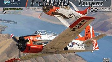 T-28 TROJAN · KH 32014 ·  Kitty Hawk · 1:32