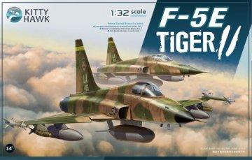 F-5E TIGER II · KH 32018 ·  Kitty Hawk · 1:32