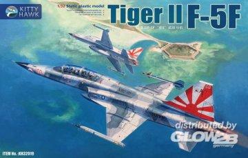 F-5F TIGER II · KH 32019 ·  Kitty Hawk · 1:32