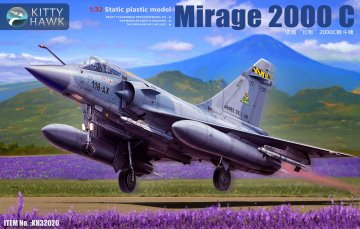 Mirage 2000 C · KH 32020 ·  Kitty Hawk · 1:32
