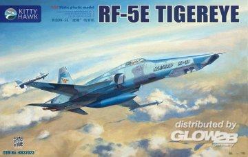 RF-5E Tigereye · KH 32023 ·  Kitty Hawk · 1:32