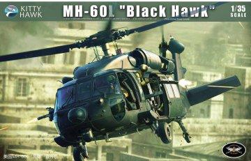 MH-60L Black Hawk · KH 50005 ·  Kitty Hawk · 1:35