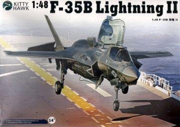 F-35B · KH 80102 ·  Kitty Hawk · 1:48